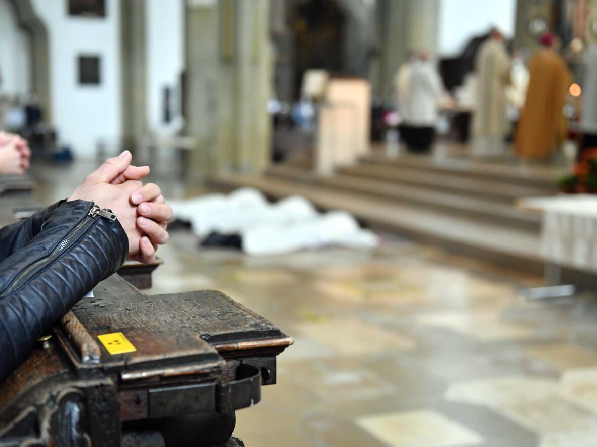 05 Diakonenweihe in der Ulrichsbasilika (Foto Nicolas Schnall pba)