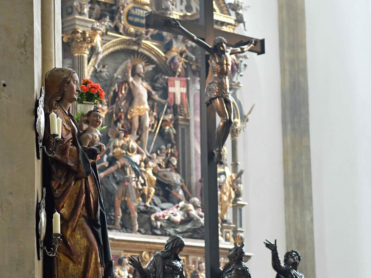 18 Diakonenweihe in der Ulrichsbasilika (Foto Nicolas Schnall pba)