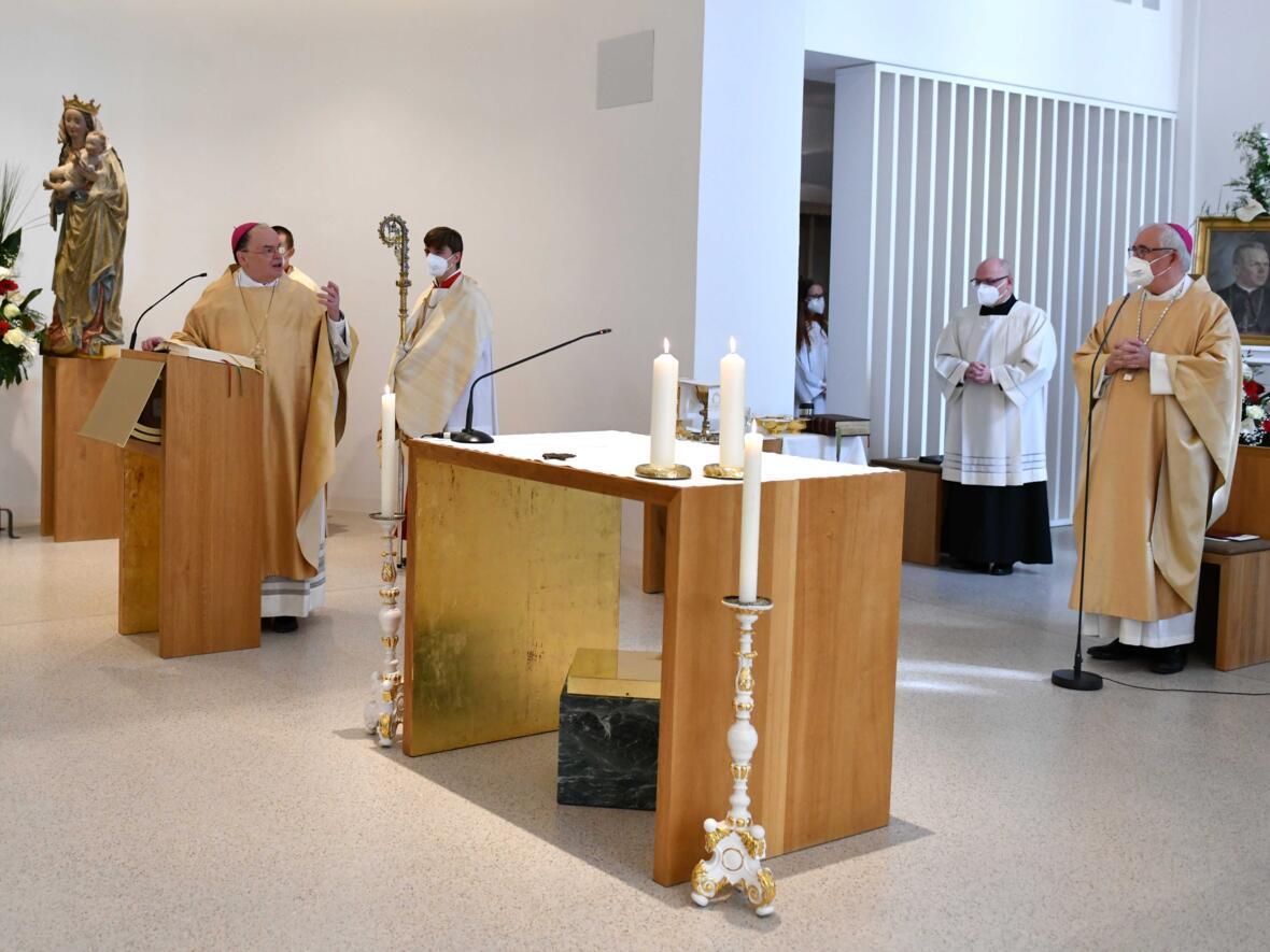 Gedenkfeier für den Bekennerbischof Joannes Baptista Sproll (Foto Nicolas Schnall_pba) 1