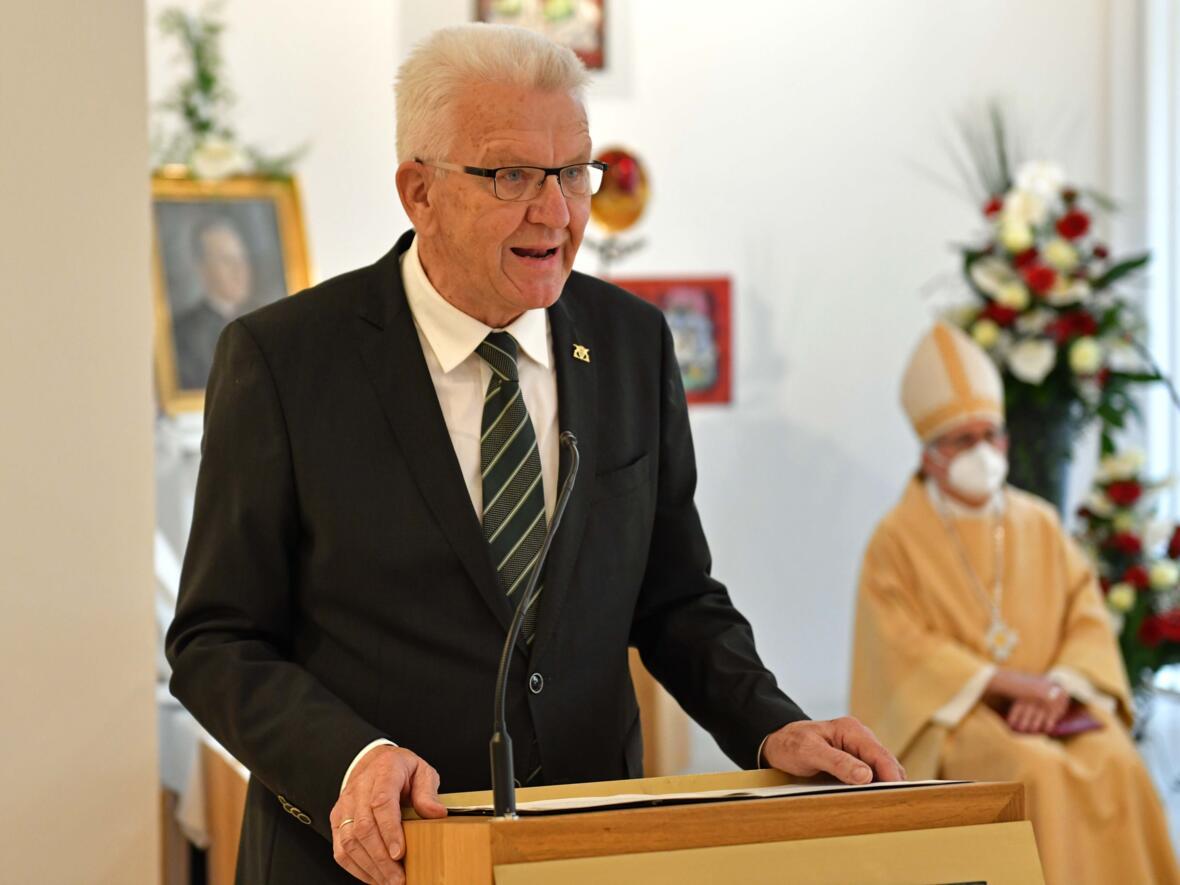 Gedenkfeier für den Bekennerbischof Joannes Baptista Sproll (Foto Nicolas Schnall_pba) 10