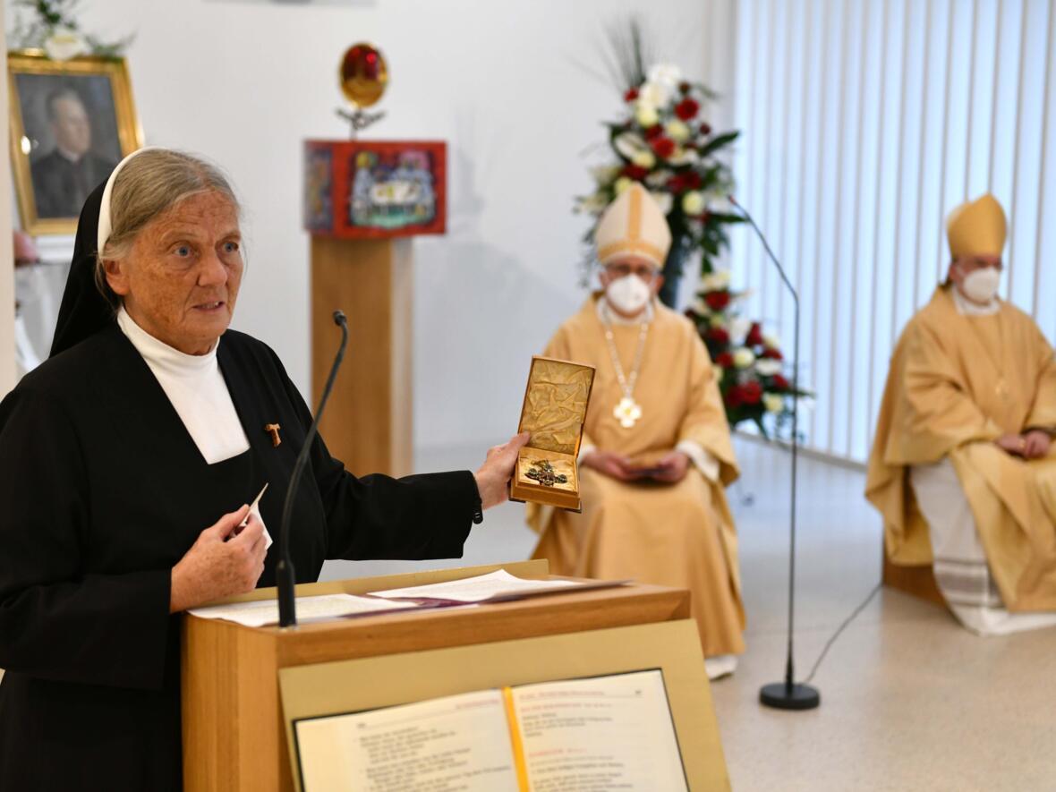 Gedenkfeier für den Bekennerbischof Joannes Baptista Sproll (Foto Nicolas Schnall_pba) 13