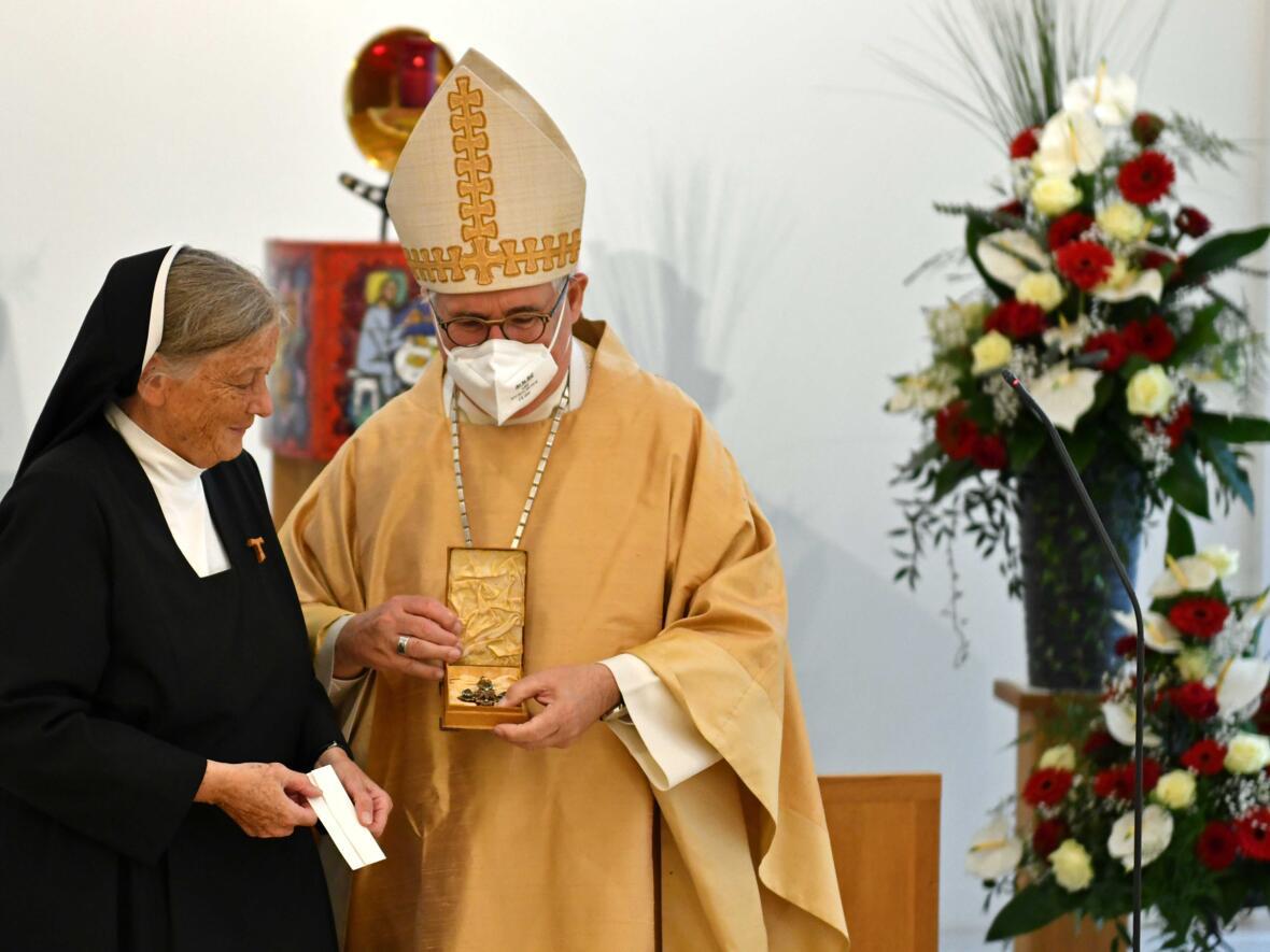Gedenkfeier für den Bekennerbischof Joannes Baptista Sproll (Foto Nicolas Schnall_pba) 14