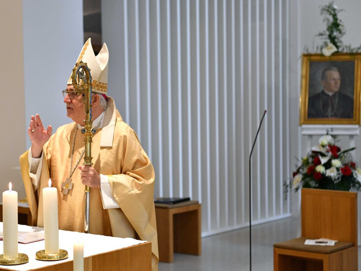Gedenkfeier für den Bekennerbischof Joannes Baptista Sproll (Foto Nicolas Schnall_pba) 15