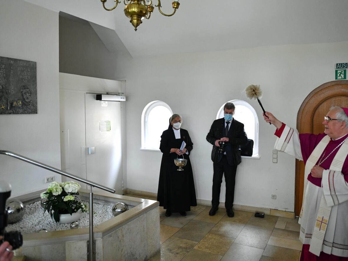 Gedenkfeier für den Bekennerbischof Joannes Baptista Sproll (Foto Nicolas Schnall_pba) 19