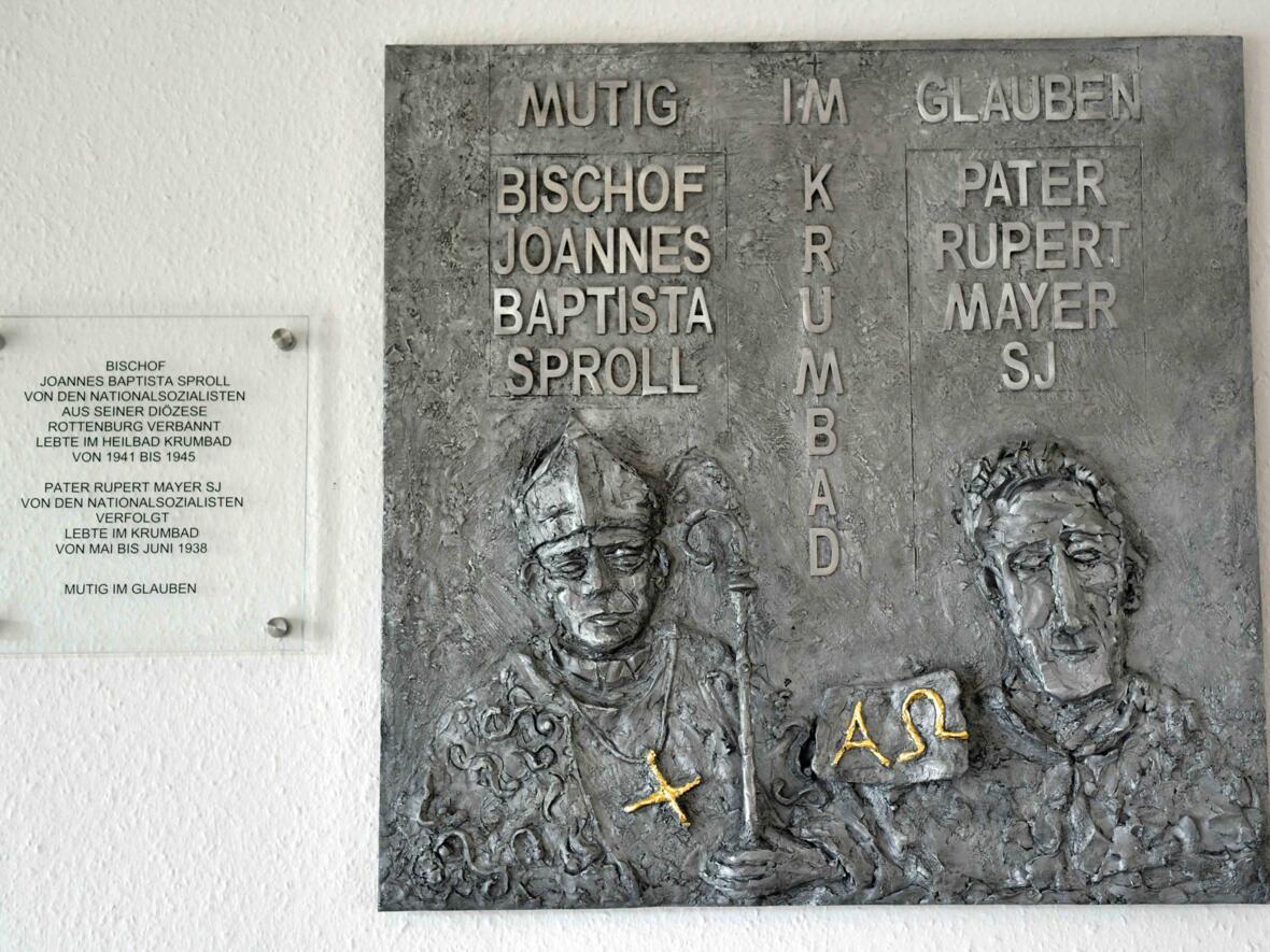 Gedenkfeier für den Bekennerbischof Joannes Baptista Sproll (Foto Nicolas Schnall_pba) 20
