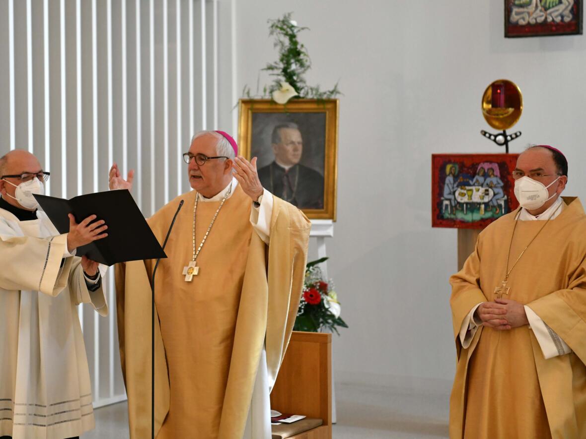 Gedenkfeier für den Bekennerbischof Joannes Baptista Sproll (Foto Nicolas Schnall_pba) 3