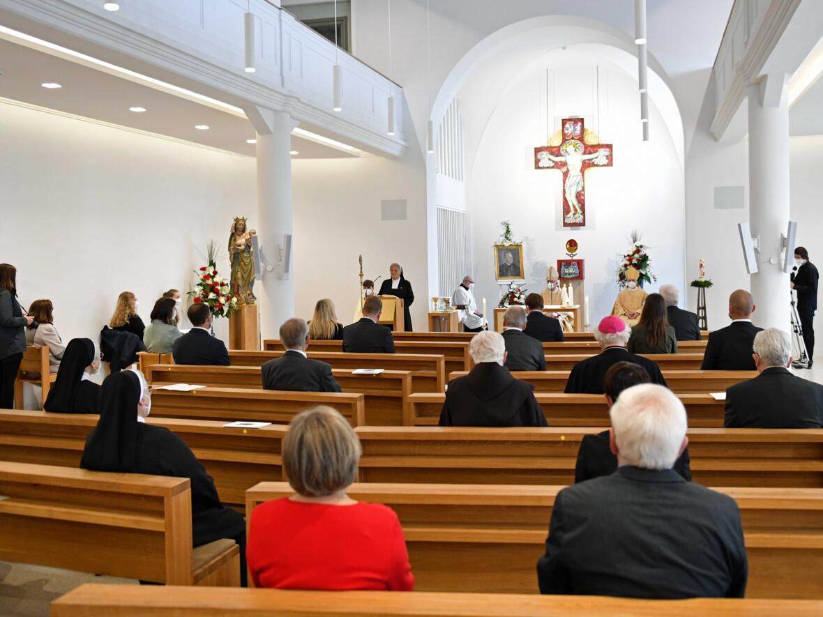 Gedenkfeier für den Bekennerbischof Joannes Baptista Sproll (Foto Nicolas Schnall_pba) 4