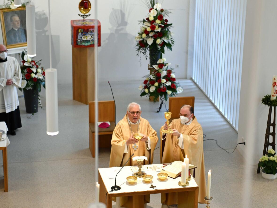 Gedenkfeier für den Bekennerbischof Joannes Baptista Sproll (Foto Nicolas Schnall_pba) 7