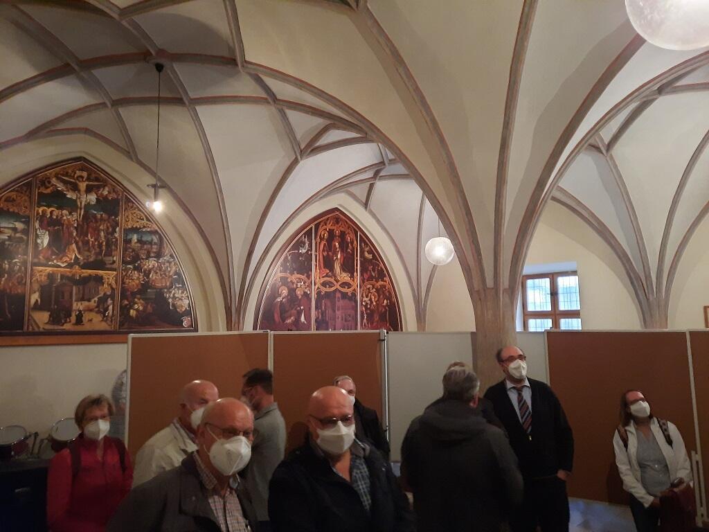 Verein f. Augsburger Bistumsgeschichte - Regionale Exkursion