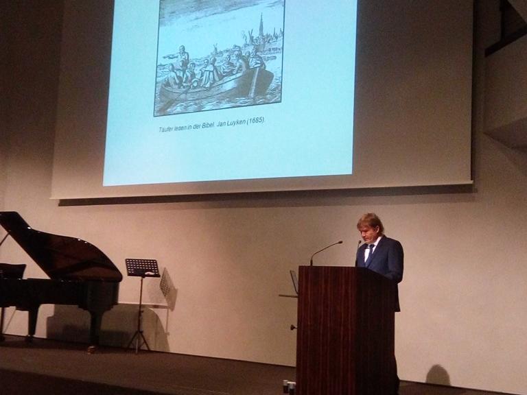 Vortrag Dr.Ansbacher