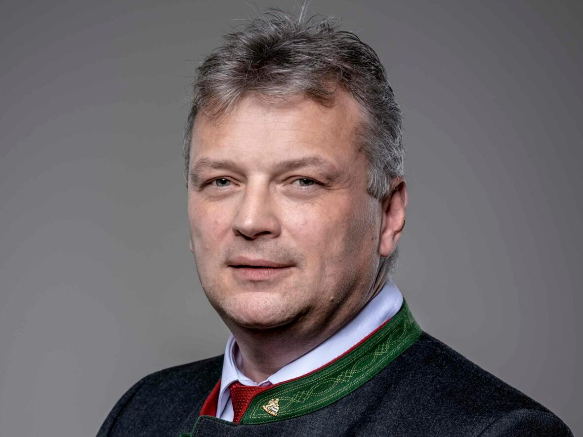 Staatssekretär Roland Weigert. (Foto: STMWI)