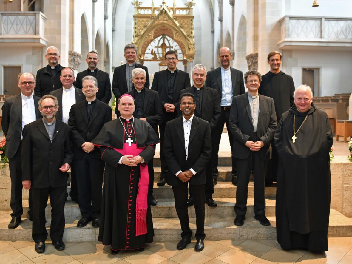 25 Jahre Priester_Tag der Priesterjubiläen in St. Ottilien (Foto Nicolas Schnall_pba) web DSC_5872