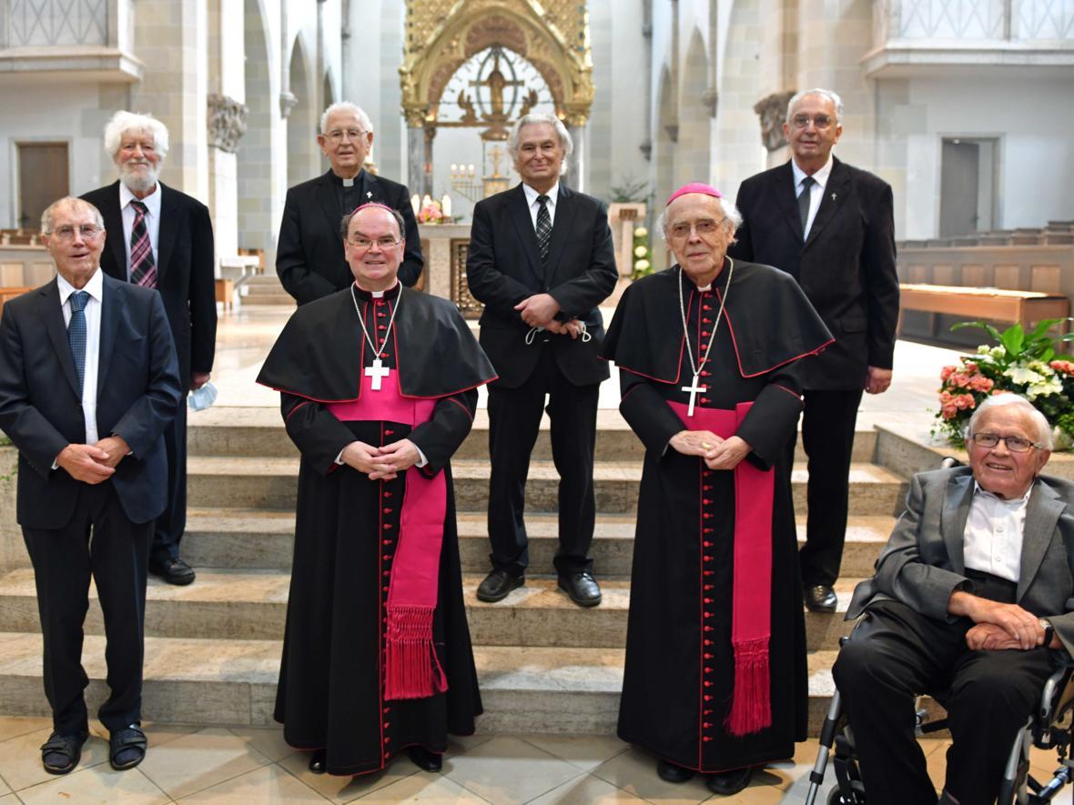 60 Jahre Priester_Tag der Priesterjubiläen in St. Ottilien (Foto Nicolas Schnall_pba) web DSC_5828