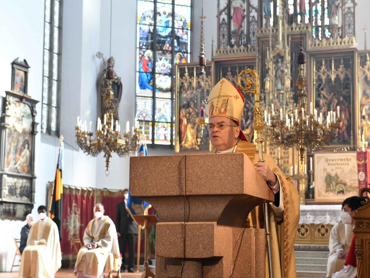Bischof Bertram_Predigt