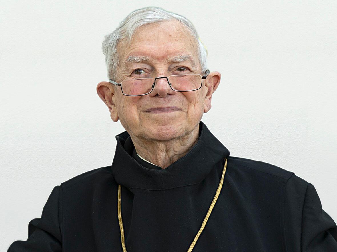 Bischof em. Dr. Viktor Josef Dammertz OSB. (Foto: Stefanie Merlin / Erzabtei St. Ottilien)