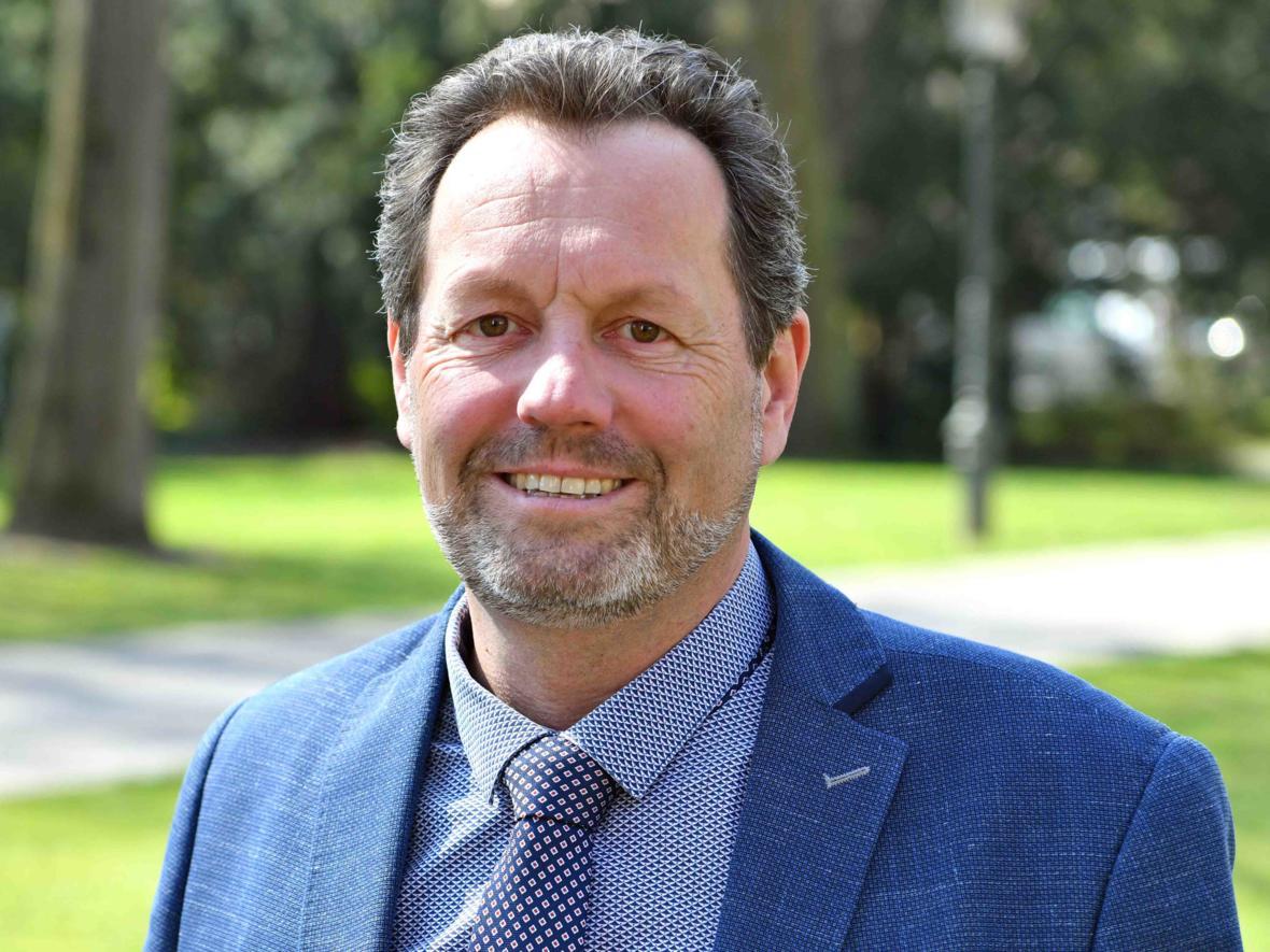 Christian Öxler, neuer Direktor im Haus Sankt Ulrich (Foto Nicolas Schnall_pba)
