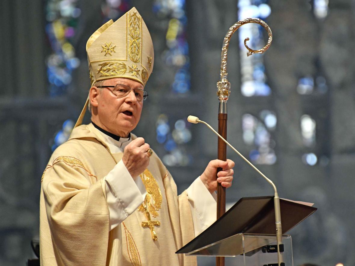 Dankgottesdienst zur Verabschiedung von Bischof Konrad (Foto Nicolas Schnall_pba) 5