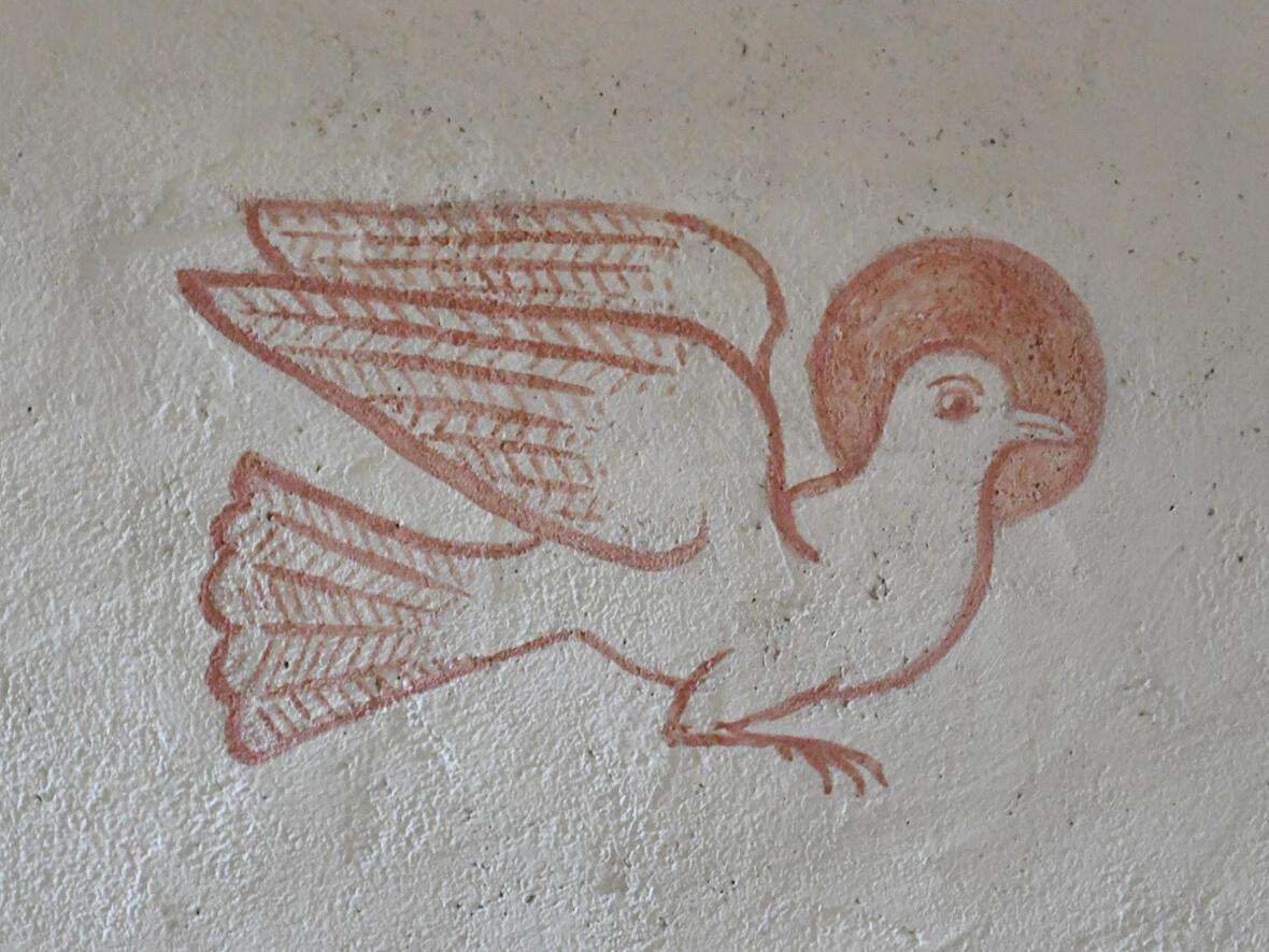 Darstellung des Heiligen Geistes im Hohen Dom zu Augsburg (Foto: Julian Schmidt / pba)