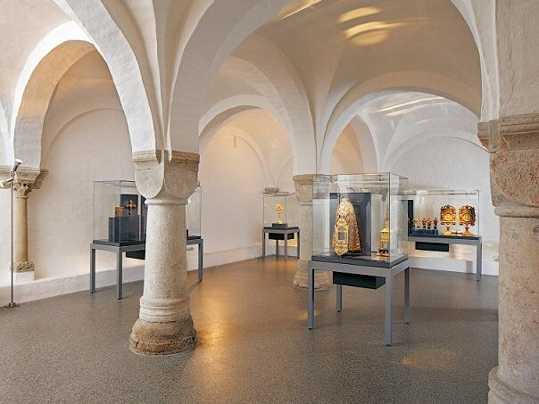 Diözesanmuseum St. Afra, Augsburg, Foto: Siegfried Wameser, München