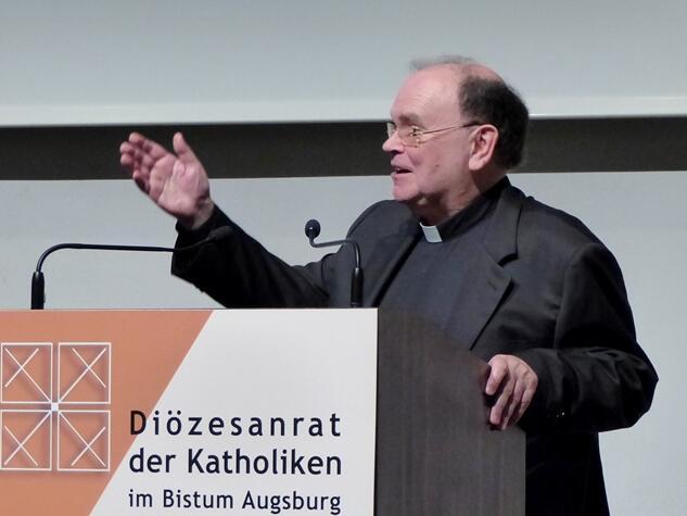 Fachtagung Lebensschutz_Prälat Dr Bertram Meier