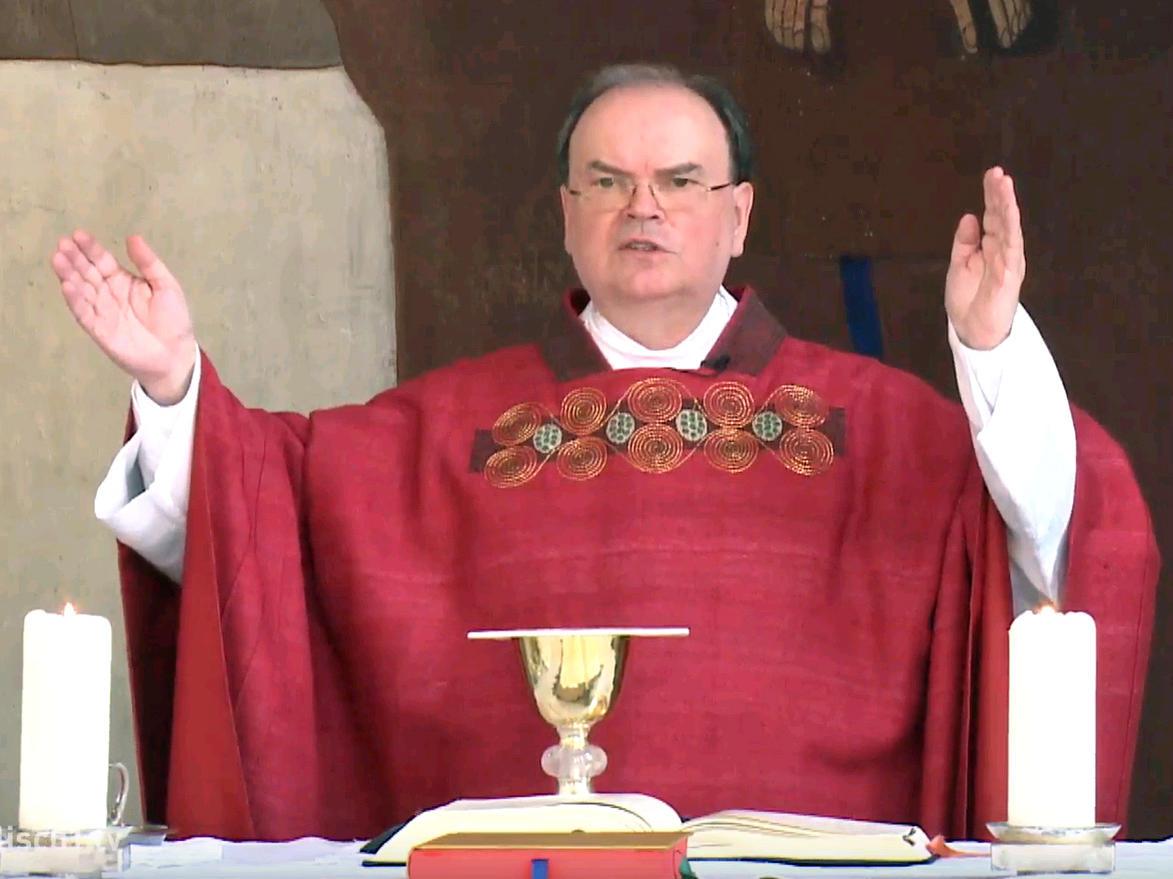 Bild: Livestream katholisch1.tv