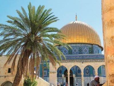 Israel - Felsendom