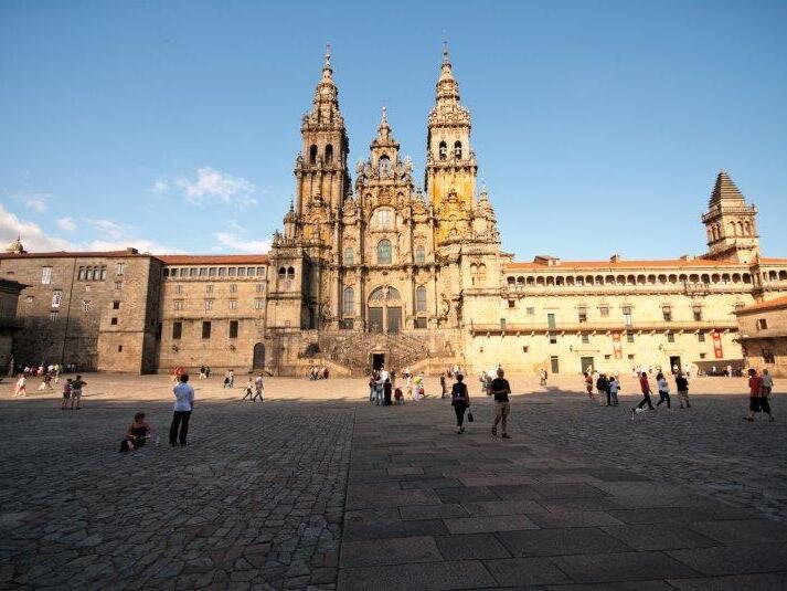 Kathedrale_Santiago de Compostela©bp archiv