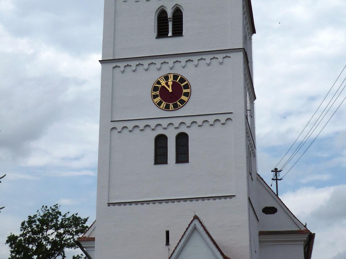 Kirche Bliensbach 1