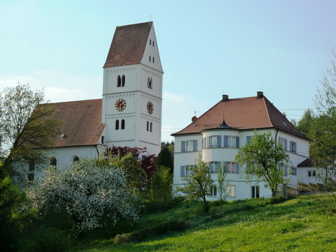 Kirche Bliensbach 3