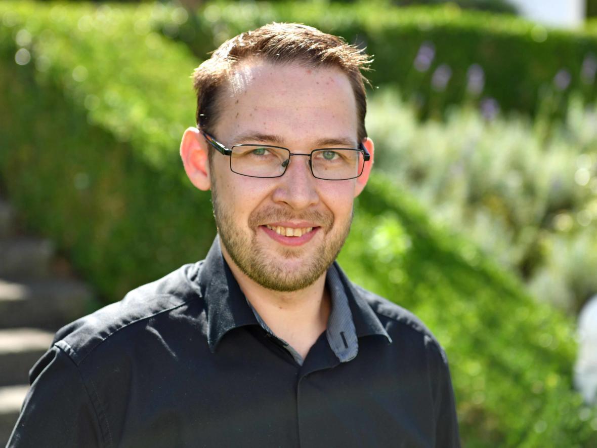 Andreas Reimann wird künftig als Pfarrhelfer in der PG Wertingen seinen Dienst tun. (Foto: Nicolas Schnall / pba)