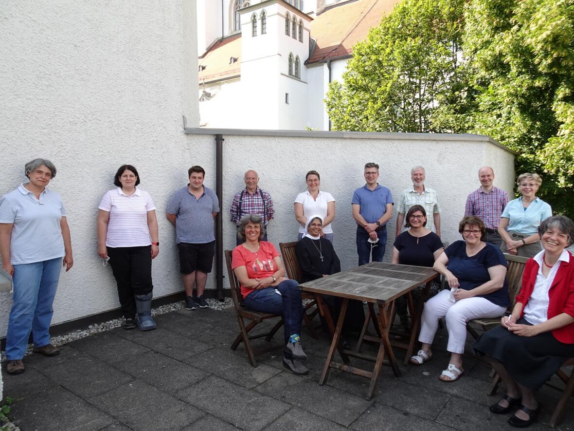 LiF Begleitkurs 2021 Gruppe Augsburg
