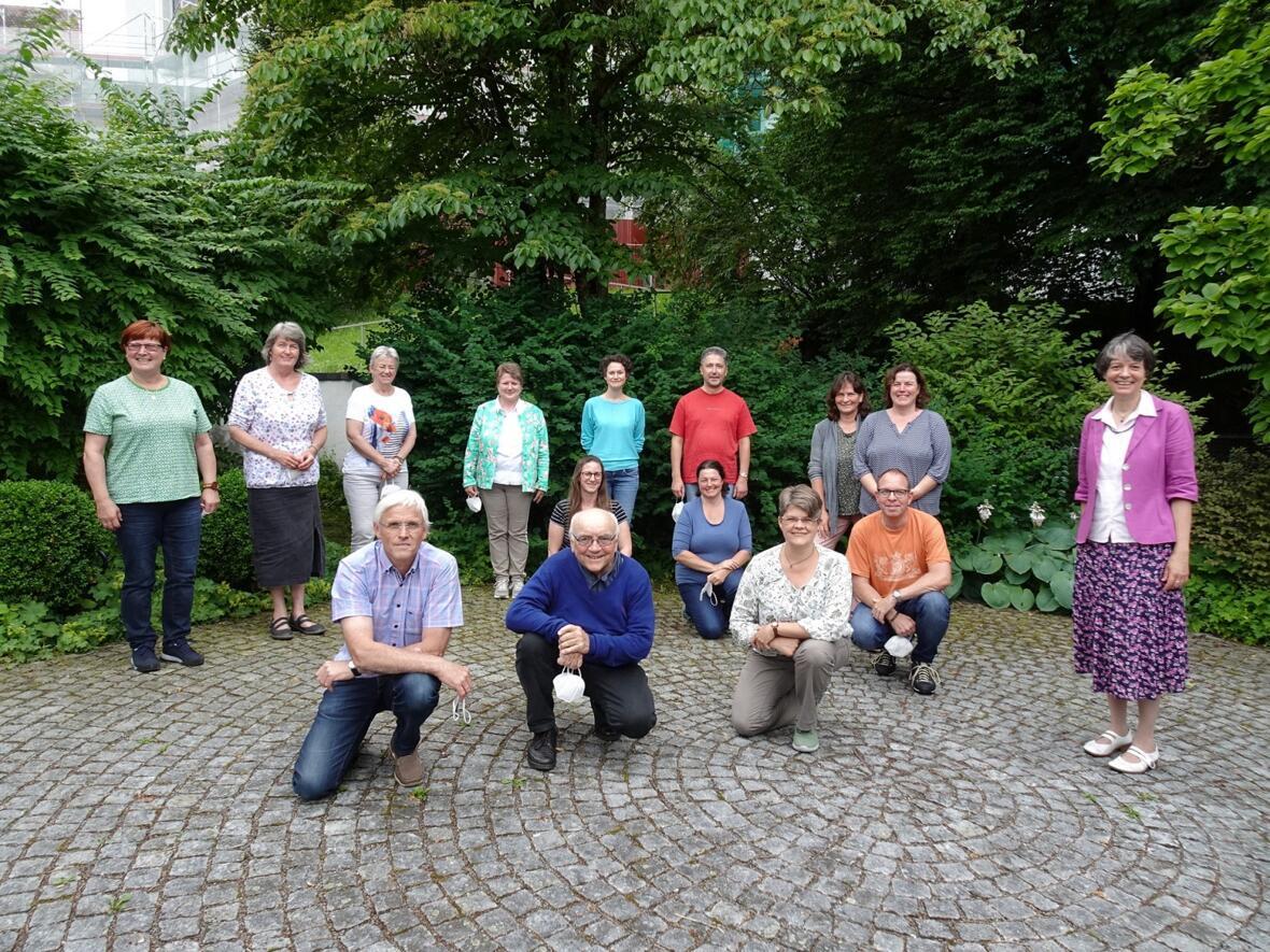 LiF Begleitkurs 2021 Gruppe Kempten