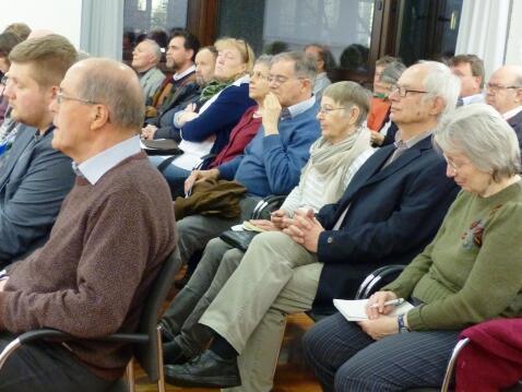 Gut besucht war die Mitgliederversammlung im Haus Sankt Ulrich. (Foto: Familienbund)