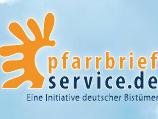 Pfarrbriefservice Logo