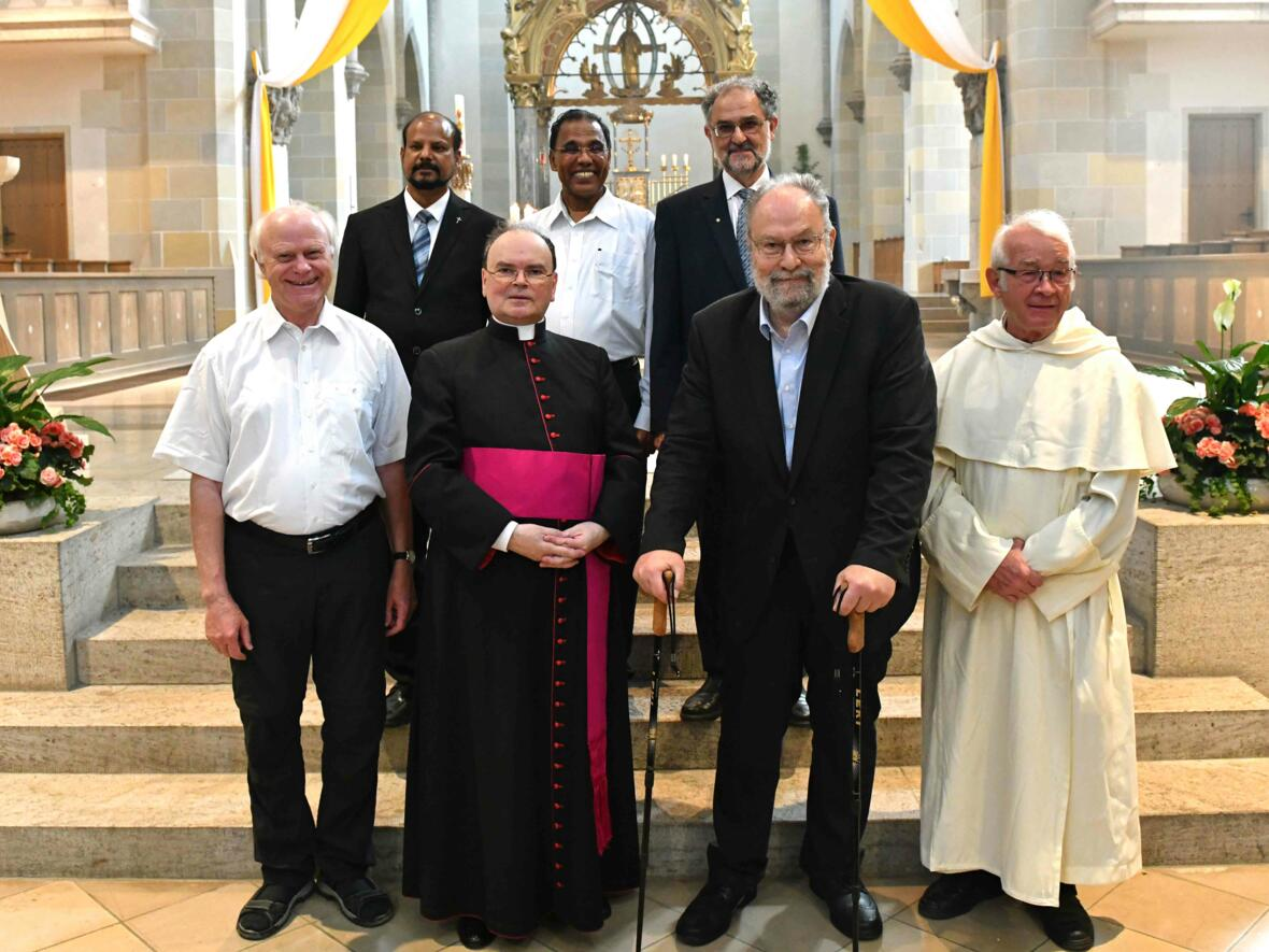 40 Jahre Priester.