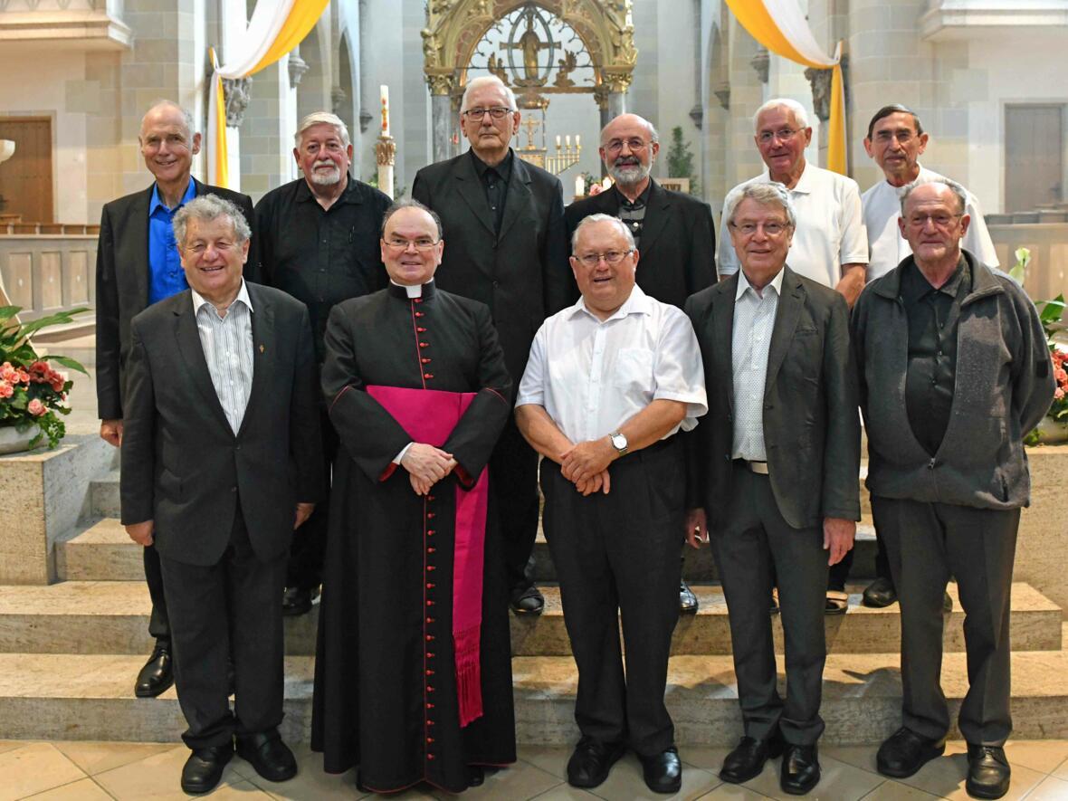 50 Jahre Priester.