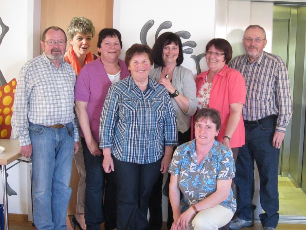 Seniorenkreisteam