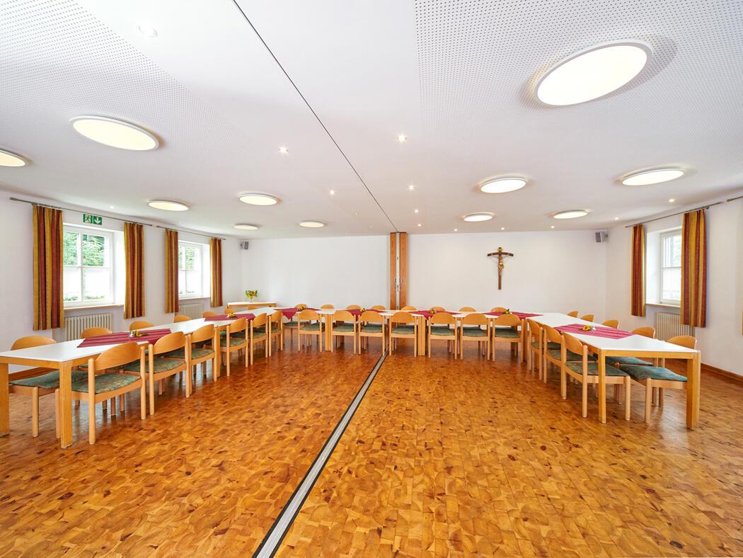Speisesaal Tagungshaus Maria Beinberg