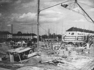 Der Kirchenbau 1932