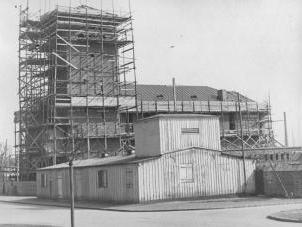 Baustelle 1934
