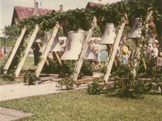 Glockenweihe 1955