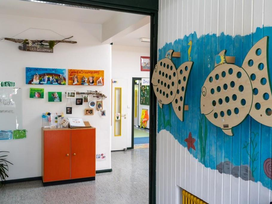 Eingangsbereich Garderobe (1)