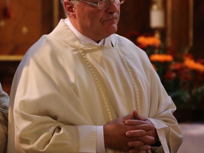 Diakon Helmut Scharpf, Gablingen