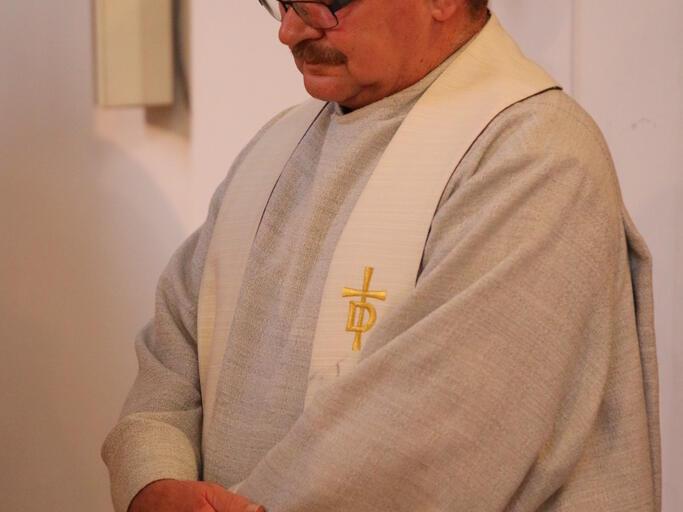 Diakon Christian Wolf, evang. Gemeinde Gersthofen