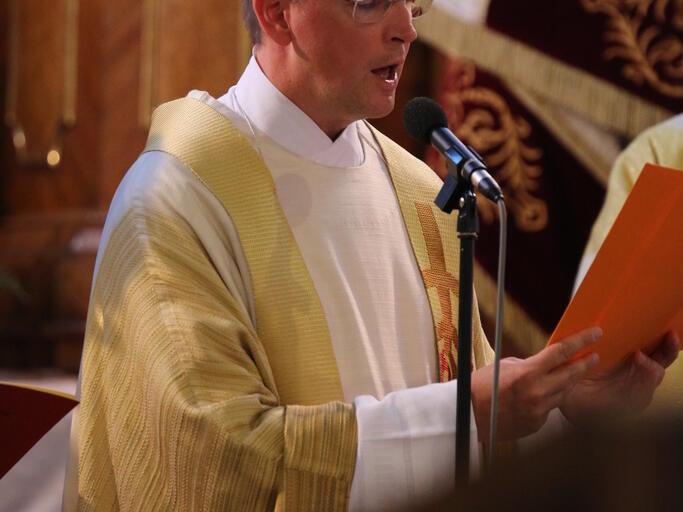 Dekan Georg Schneider, Stettenhofen