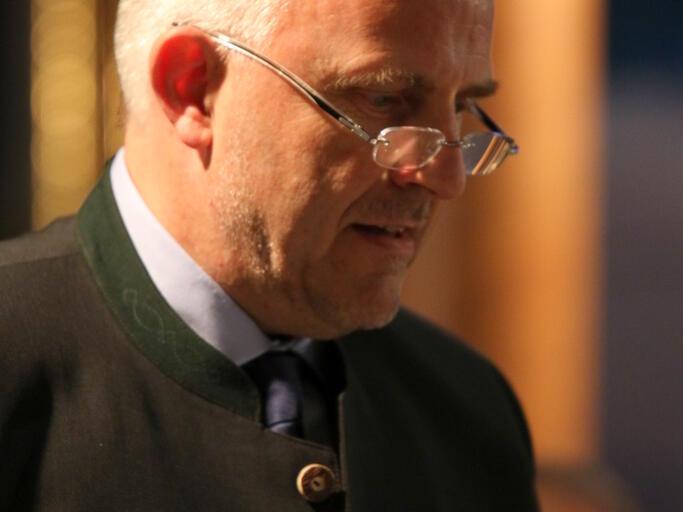 2. Bürgermeister Christian Herfert, Langweid