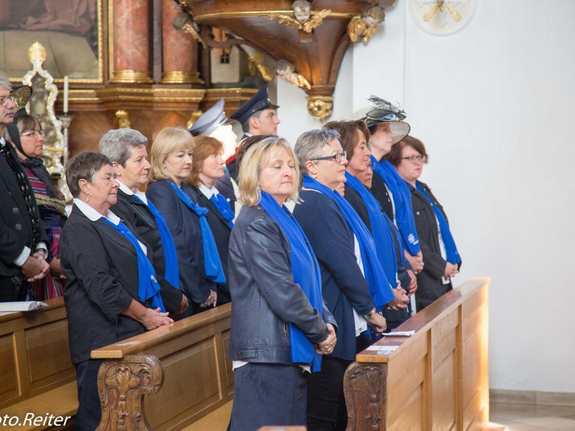 Frauenbund Gablingen und Gäste