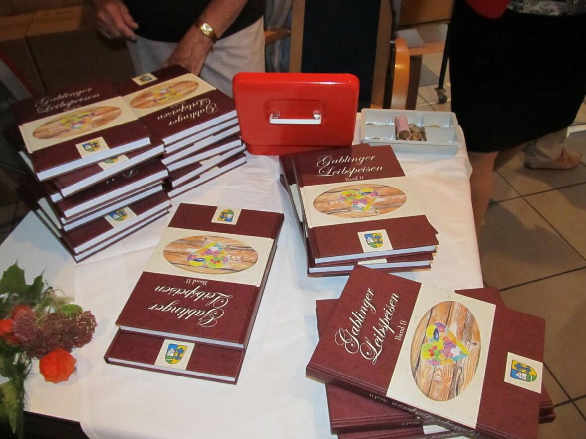 "Das neue Kochbuch ""Gablinger Leibspeisen Band II"""