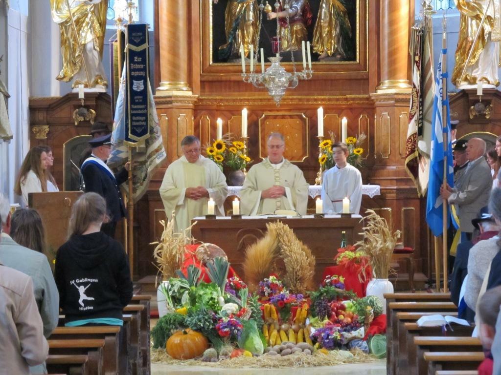 Erntedank-Gottesdienst 2016