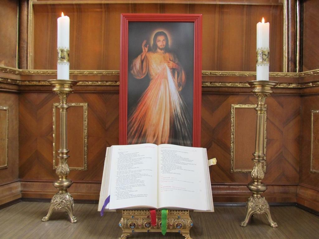 Jesus, ich vertraue auf Dich - Novene zum barmherzigen Jesus, Ostern 2016